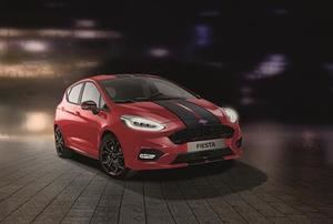 Nuevos Ford Fiesta ST-Line Red Edition y Black Edition