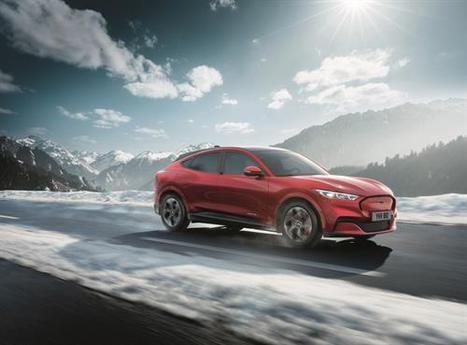 """""""Go Electric"""" y Mustang Mach-E aceleran la electrificación de Ford"""
