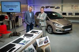 En unas jornadas en Madrid, Ford presenta las claves de diseño interior de la Compañía