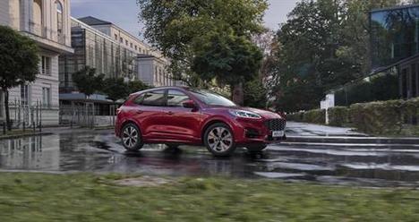 El nuevo Ford Kuga revoluciona el segmento SUV