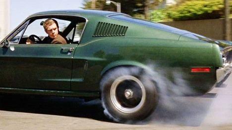 """El Mustang del 68 de la película """"Bullitt"""" y el nuevo BULLITT encabezan la expedición Ford en el Festival de la Velocidad de Goodwood"""