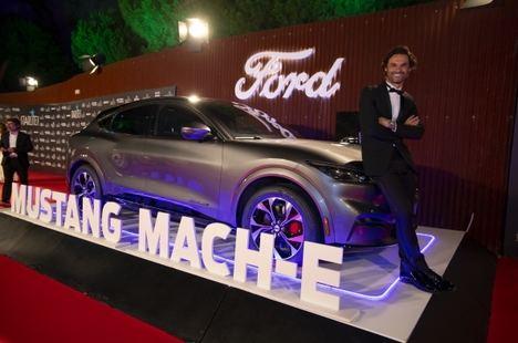 El nuevo Mustang Mach-E protagonista de la Gala Starlite