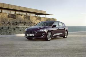 Ford presenta el nuevo Focus