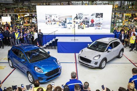Ford inicia la producción del Ford Puma
