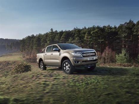 Nuevo Ford Ranger, más potente, eficiente e inteligente