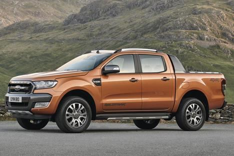 Ford Ranger Wildtrack 2.0 TDCI Aut.10 4x4