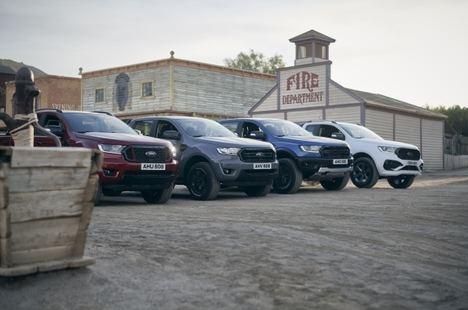Ford presenta el exclusivo pickup Ranger Raptor Special Edition