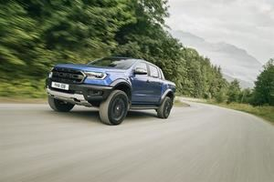 El nuevo Ford Ranger Raptor debuta en el Salón de Hannover