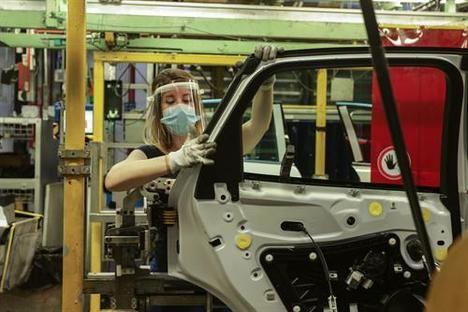 Ford reactiva la producción es su planta de Valencia