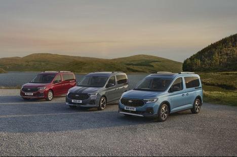 Ford presenta el nuevo Tourneo Connect