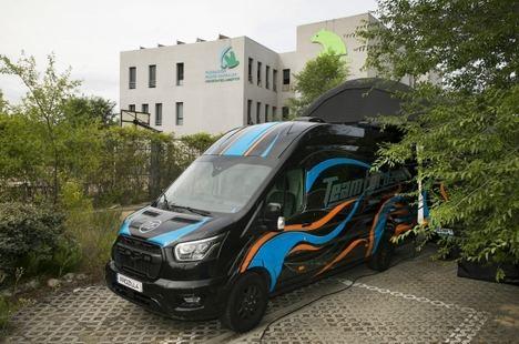 "Tour Europeo de la ""Gaming Transit"" de Team Fordzilla"