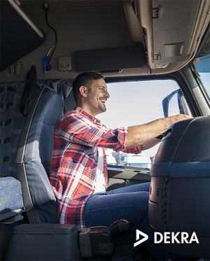 DEKRA referente en formación BBS para conductores profesionales para SQAS
