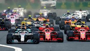 Cinco años de reinado de Mercedes en la Fórmula 1