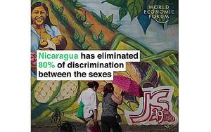 Foro Económico Mundial destaca a Nicaragua por su avance en el cierre de la brecha de género