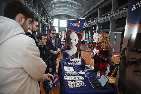 Más de 800 jóvenes se reúnen en el IV Foro de Empleo Tecnológico de Formación Profesional