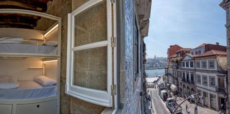 Bluesock Hostels Oporto ve la luz en la Ribera de la ciudad portuguesa