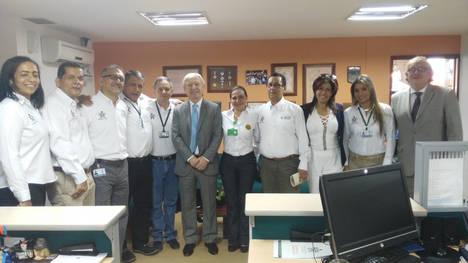 Expourense firma un convenio con el Servicio Nacional de Aprendizaje de Colombia