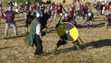 Revive el medievo con la 'Batalla de Atapuerca' los días 19 y 20 de agosto