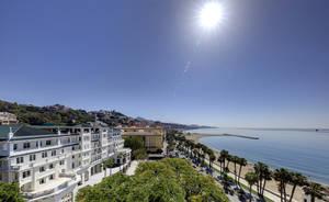Las terrazas más 'cool' de Málaga se dan cita en el Gran Hotel Miramar