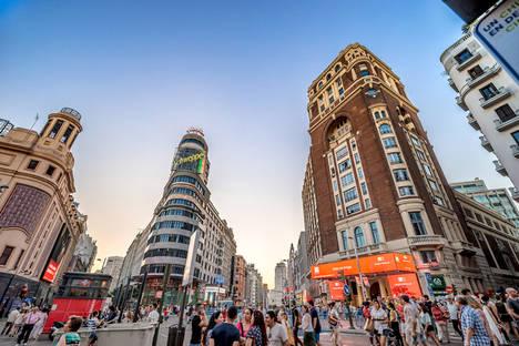 Nueva York, Roma y Londres, top de destinos preferidos por los españoles este verano