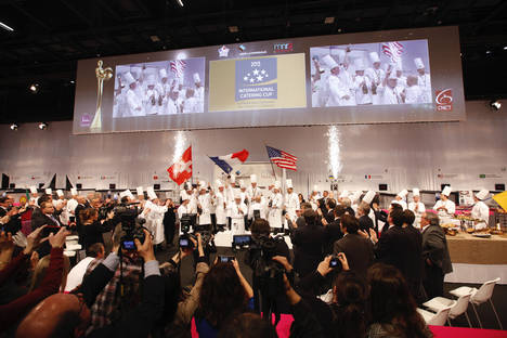 Sirha acoge la final de la Copa Internacional de Catering el 20 y 21 de enero
