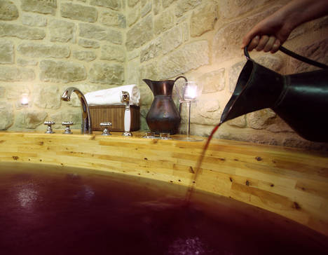 Sercotel Villa de Laguardia, un hotel para amantes del vino