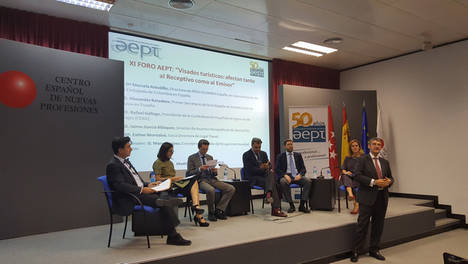 Agilidad gubernamental en la obtención de visados, principal conclusión en el XI Foro de la AEPT