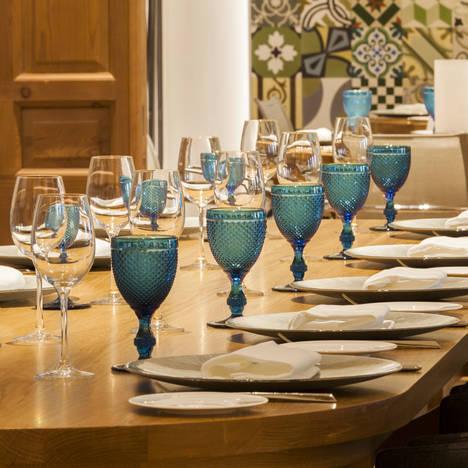 Madrid Marriott Auditorium, referente culinario bajo el lema 'Mediterranean Cuisine'