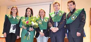 Acto imposición de Becas VI Promoción del Colegio Mayor San José de Cáceres