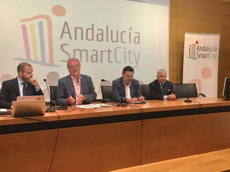 Mariano Barroso, reelegido presidente del Clúster Andalucía Smart City