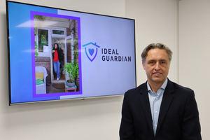 John Van Haaren, CEO de Ideal Guardian en España.