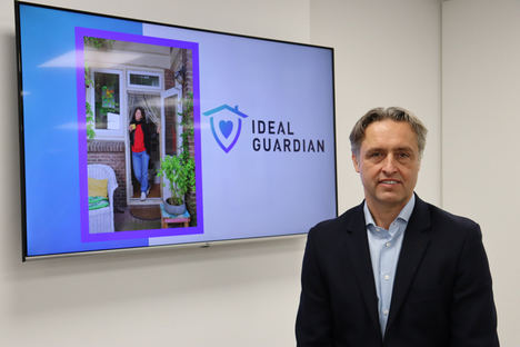 John Van Haaren, CEO de Ideal Guardian en España.