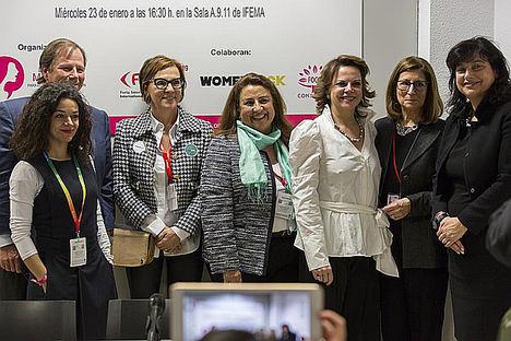"""FITUR 2019 - """"Mujer y Turismo: otras visiones"""""""