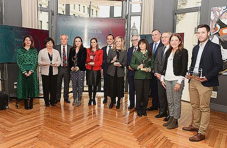 AXA, Ferrovial, EMT y Metro de Madrid, ganadores de los Premios de Diversidad e Inclusión de la Fundación Adecco