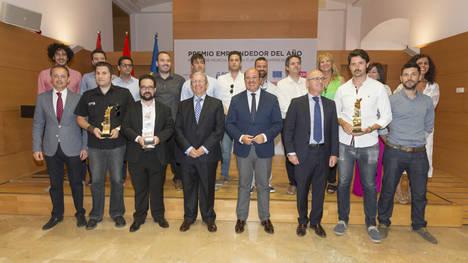 CLH y el Instituto de Fomento de la Región de Murcia premian los mejores proyectos emprendedores de esta Comunidad