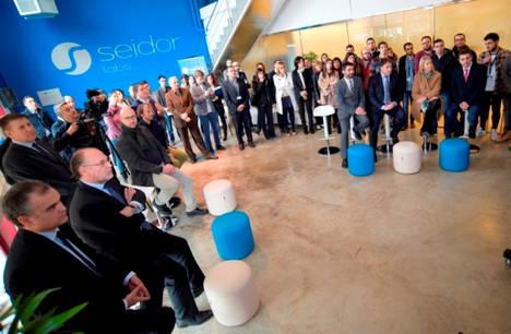 Seidor inaugura su nuevo centro de innovación e investigación tecnológica