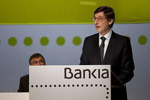 La Junta de Bankia aprueba la distribución de un dividendo de 317 millones de euros, un 5% más
