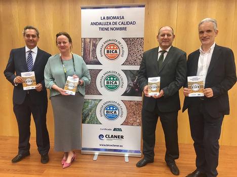 CLANER lanza sello de certificación de calidad para la biomasa andaluza