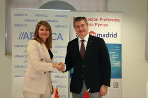 La Comunidad de Madrid impulsa la financiación a pymes a través de un convenio entre Avalmadrid y ABANCA