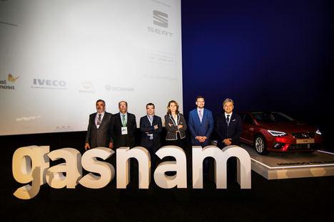 Gran éxito del VI Congreso Gasnam, al reunir en Madrid a cerca de 800 profesionales del sector del transporte y la energía