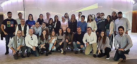 Cerca de medio centenar de jóvenes de empresas familiares de Madrid, Castilla y León y Cantabria participan en el I Encuentro de Otoño de los Fórum de ADEFAM y EFCL
