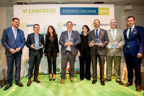 Gasnam premia las mejores prácticas para impulsar el uso del gas natural vehicular