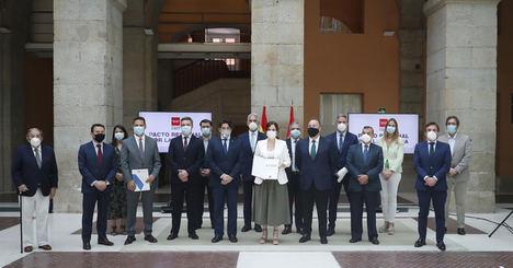 COAPIMADRID – AIM forma parte del Pacto Regional por la Vivienda para contribuir a reactivar la economía