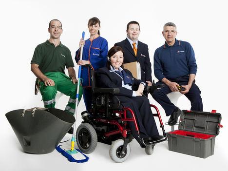 Grupo SIFU cierra el año generando 62 nuevos puestos de trabajo para personas con discapacidad de difícil inserción