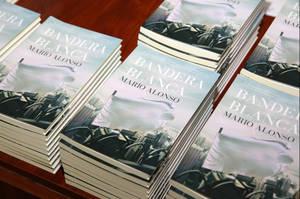 """Mario Alonso publica """"Bandera blanca"""", su segundo libro de relatos"""