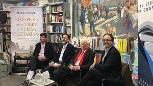 """Mario Alonso publica su primera novela """"No esperes que el tigre se vuelva vegetariano"""""""