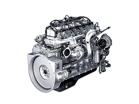 El motor N60 NG de FPT Industrial.