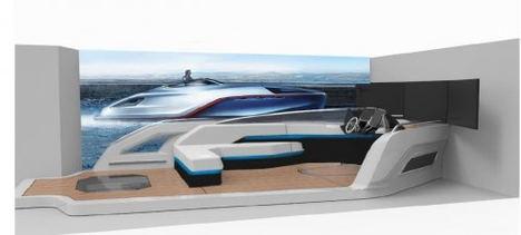 El sistema de control marino integrado Red Horizon de FPT Industrial.