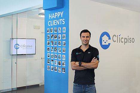 Clicpiso alcanza los 5 millones de euros de facturación en su primer año y conquista Madrid con un clic