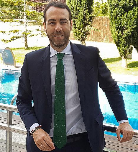 Francisco García, director Vincci Frontaura.